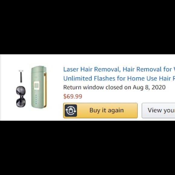 Brand new Laser Hair Removal for Women
